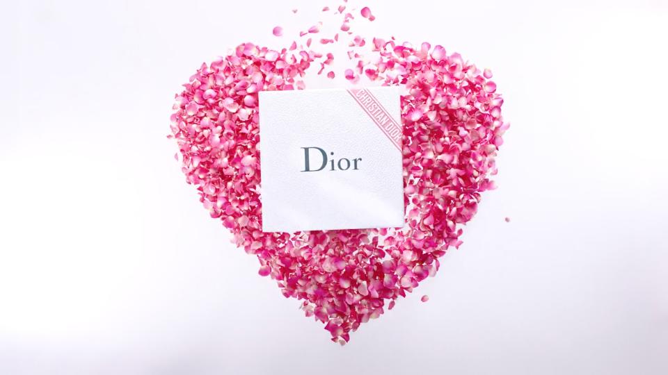 Dior – Saint Valentin